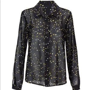 Cabi Galaxy Blouse